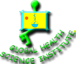 Global Health Science Institute logo.